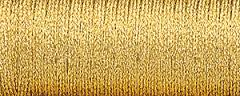 "002J Japan Gold Kreinik 1/4"" Ribbon"