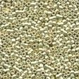 10028 Silver Magnifica Glass Seed Beads