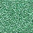 10030 Ice Green Magnifica Glass Seed Beads