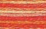 4120 Tropical Sunset - DMC Color Variation Thread