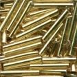 92011 Victorian Gold Large Bugle Glass Seed Beads